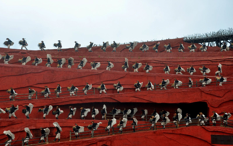 Palace of the Mu Clan which ruled Lijiang region for over 400 years