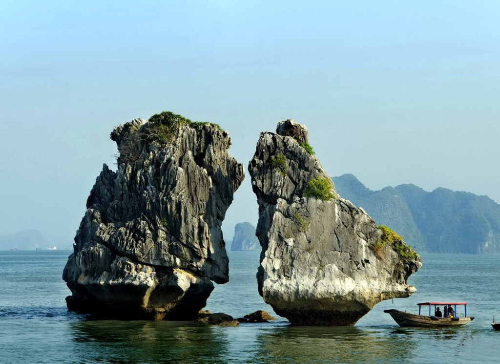 Halong Bay in Vietnam, Quang Ninh 1