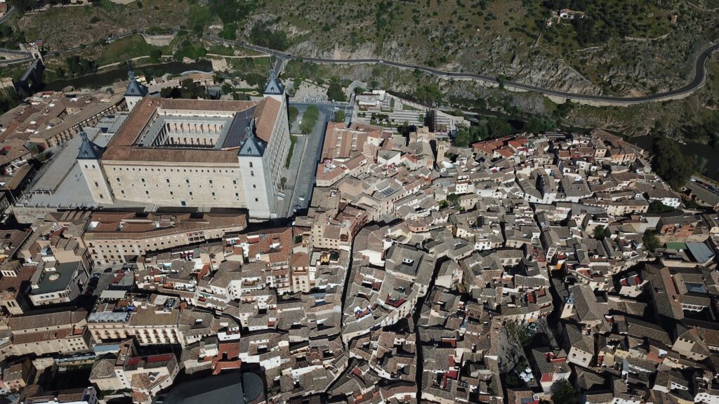 Toledo Historic City in Spain, Castile La Mancha 2