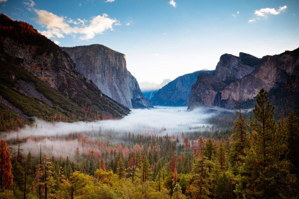 Yosemite Valley USA